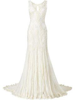 Phase Eight Gardenia wedding dress Ivory