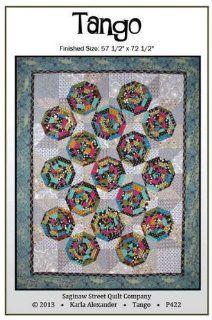 Tango quilt pattern