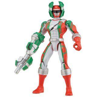 Power Rangers Operation Overdrive Mega Torque Red Power Ranger Toys & Games