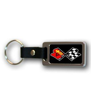 Corvette C3 Custom Key Chain: Automotive