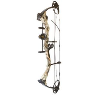 Diamond Archery Infinite Edge Bow Package RH Mossy Oak Break Up Infinity 708225