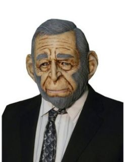 Scary Masks George W Bush Of The Apes Halloween Costume   Most Adults Clothing