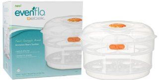 Evenflo Bebek Microwave Sanitizer  Baby Bottle Sterilizers  Baby