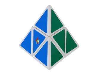 Tanboo Triangle Puzzle Rubiks Cube (White),Educational & Puzzle Toys Toys & Games