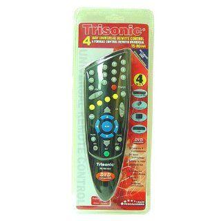 Trisonic universal remote
