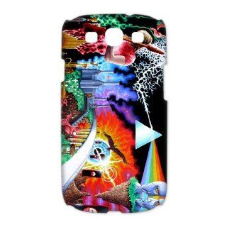 Custom Pink Floyd 3D Cover Case for Samsung Galaxy S3 III i9300 LSM 2871: Cell Phones & Accessories