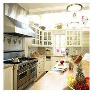 Vent A Hood PRH18 454 SS 54 1200 CFM Stainless Wall Mount Hood: Kitchen & Dining