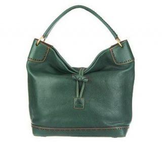 Dooney & Bourke Florentine Leather Large Toggle Sac —
