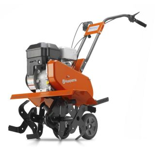 Husqvarna 205 cc 26 in Front Tine Tiller with Briggs & Stratton Engine (CARB)