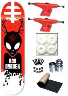Alien Workshop Rob Dyrdek Antlers Complete Skateboard : Standard Skateboards : Sports & Outdoors