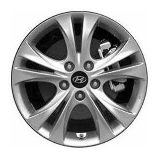 17 Inch 2011 2012 2013 Hyundai Sonata Style Alloy Wheel Rim Replica Lifetime Warranty: Automotive