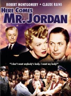 Here Comes Mr. Jordan Robert Montgomery, Evelyn Keyes, Claude Rains, Rita Johnson  Instant Video