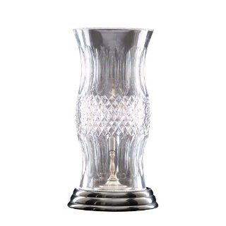 Shop Waterford Crystal COLLEEN Hurricane Lamp at the  Home D�cor Store. Find the latest styles with the lowest prices from Waterford Lighting