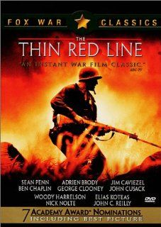 The Thin Red Line: Jim Caviezel, Sean Penn, Nick Nolte, Elias Koteas, Ben Chaplin, Dash Mihok, John Cusack, Adrien Brody, John C. Reilly, Woody Harrelson, Miranda Otto, Jared Leto, Terrence Malick, George Stevens Jr., Grant Hill, John Roberdeau, Michael St
