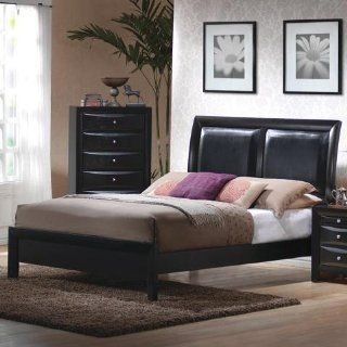 Briana Bedroom King Bed by Coaster Furniture: Home & Kitchen