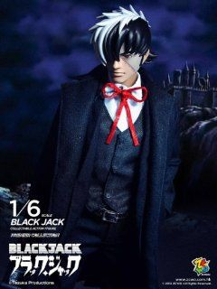 ZCWO Premier Collection Black Jack Premiere Collection Action Figure, 16 Scale Toys & Games
