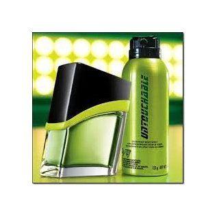 Untouchable Men's Cologne Deodorant Spray Set Avon Men Fragrance