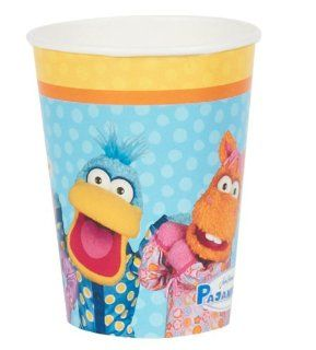 Pajanimals 9 oz. Paper Cups (8) Toys & Games