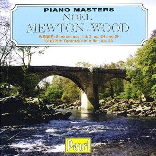 Piano Masters: Noel Mewton Wood: Music