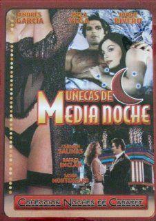 Munecas de medianoche [NTSC/Region 1&4 dvd. Import   Latin America]: Jorge Rivero, Isela Vega, Sasha Montenegro, Carmen Salinas, Rafael Portillo: Movies & TV