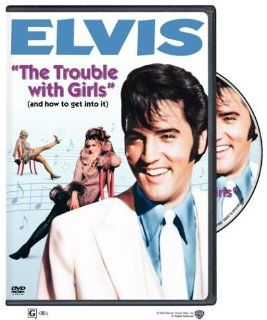 The Trouble With Girls: Elvis Presley, Marlyn Mason, Nicole Jaffe, Sheree North, Edward Andrews, John Carradine, Anissa Jones, Vincent Price, Joyce Van Patten, Pepe Brown, Dabney Coleman, Bill Zuckert, Peter Tewksbury, Lester Welch, Wilson McCarthy, Arnold
