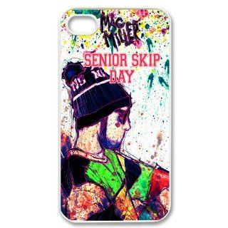 Custom Mac Miller Case for iPhone 4 4S PP 1316: Cell Phones & Accessories