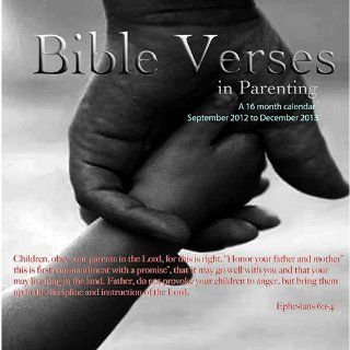Bible Verses in Parenting 2013 Wall Calendar Health & Personal Care