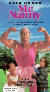 Mr Nanny [VHS]: Arthur Anoai, Ed Leslie, Butch Brickell, James Coffey, Dondi Dahlin, Dennis Deveaugh, Kelly Erin, Danny Fotou, Robert Hy Gorman, Sherman Hemsley, Joe Hess, Hulk Hogan, John F. Hoye, David Johansen, Peter Kent, Mother Love, Artie Malesci, Da