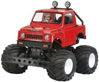 Rc Car Series No.531 Electric Suzuki Jimny 1/10 (Sj30) Willy (Wr 02 Chassis) 58531 [ Japan Imports ] Toys & Games