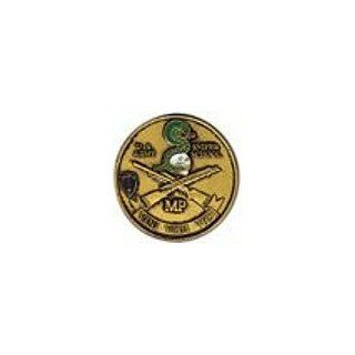 USA Sniper School Challenge Coin Clothing