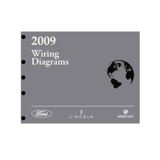 2009 Ford F 250 / F 550 Super Duty Wiring Diagram: Ford Motor Company: Books