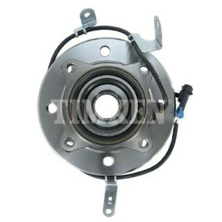Timken SP580302 Axle Bearing and Hub Assembly Automotive