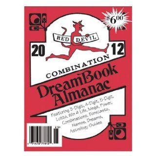 Red Devil Dream Book   2012   Lottery Book Britt's Industries Books