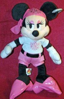 """Disney Mickey Mouse Club House Pirate Minnie Mouse, Pirate Princess 9"""" Plush Doll Toy Toys & Games"""