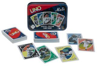 Mets Uno Cards