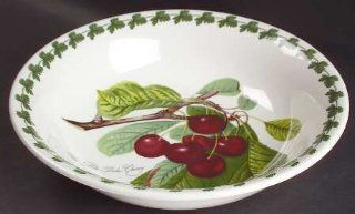 "Portmeirion Pomona 10"" Pasta Serving Bowl, Fine China Dinnerware: Kitchen & Dining"