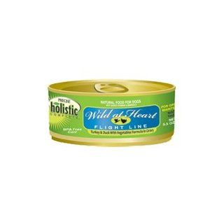 Precise Holistic Complete Turkey and Duck (Flight Line) Canned Dog Food (13.2oz (12 in case))  Canned Wet Pet Food