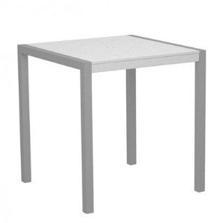 Poly Wood MOD 36 in. Square Recycled Plastic Counter Table  Patio Tables  Patio, Lawn & Garden