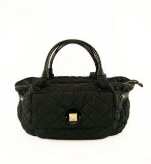 Kate Spade Kenmare Street Quilted Stevie Bag Purse Tote Black Shoes