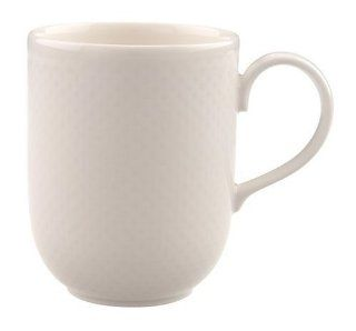 Villeroy & Boch Tipo White 12 Ounce Mug: Kitchen & Dining