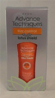 Avon Advance Techniques Lotus Shield Frizz Control Anti Frizz Treatment  Hair Care Styling Products  Beauty