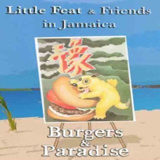 Little Feat & Friends in Jamaica: Burgers & Paradise: Little Feat, Evan Payne: Movies & TV