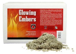 MEECO'S RED DEVIL 585 Glowing Embers, 12 Oz   Gas Fireplace Embers