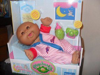 Cabbage Patch Kids Babies African American Bedtime Bunnybee Baby Boy Doll Toys & Games