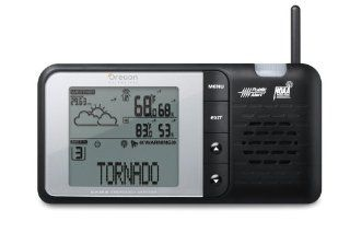 Shop Oregon Scientific WR606 NOAA Desktop Weather Station at the  Home D�cor Store. Find the latest styles with the lowest prices from Oregon Scientific