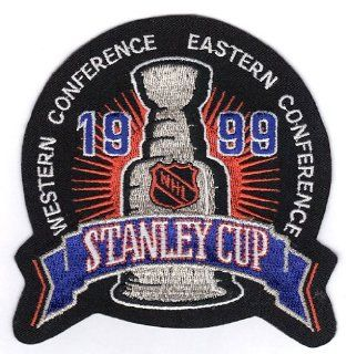 1999 NHL Stanley Cup Final Jersey Patch Dallas Stars vs. Buffalo Sabres Sports & Outdoors