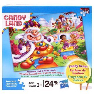 Candy Land King Kandy Scented 24 Piece Puzzle: Toys & Games