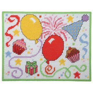 Celebration Place Mats Plastic Canvas Kit