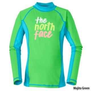 The North Face Girls Roseen Long Sleeve Rash Guard 702738
