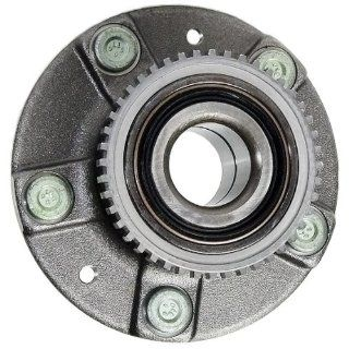 512118 Axle Bearing and Hub Assembly, Ford Probe, Mazda 626,Millenia, MX 6, RX 7, Rear/Front Non Driven with ABS Automotive